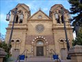 Image for Sante Fe Trail - St. Francis Cathedral - Santa Fe, New Mexico.