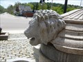 Image for The Wesson Lion Fountain - Northborough, MA