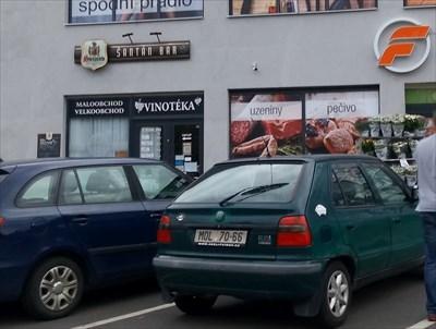 Bakery and Butchery, Most, Czech Republic