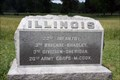 Image for 22nd Illinois Infantry Monument - Chickamauga National Military Park