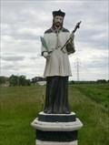 Image for St. John of Nepomuk // sv. Jan Nepomucký - Lukov, Czech Republic