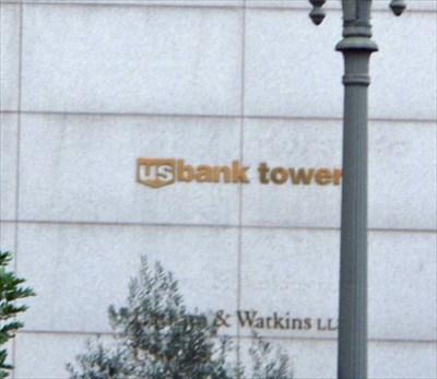 US Bank Tower -- Los Angeles, CA