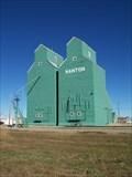 Image for Alberta Wheat Pool Elevators - Nanton, Alberta