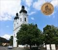 Image for No. 2096, Poutni kostel Panny Marie Bolestne - Sloup, CZ