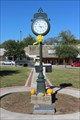 Image for Town Square Clock - Chico, TX