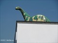 Image for Accurate Auto Care/Former Sinclair Dinosaur - Milford, MA