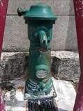 Image for Borne-Fontaine à bouton repoussoir - Compertrix, France