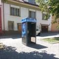 Image for Payphone / Telefonni automat - Mírové nám., Postoloprty, Czechia