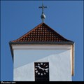Image for Clock on Church of St. Florian / Hodiny na kostele Sv. Floriana - Ostrava-Proskovice (North Moravia)