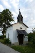 Image for Katholische Nebenkirche Höfen - Höfen bei Traunstein, Bavaria, Germany
