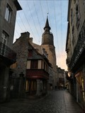 Image for Le beffroi dit Tour de l'Horloge - Dinan, France