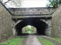 Image for Stockport Road Bridge Over Trans Pennine Trail - Hyde, UK