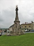 Image for Holy Trinity Column, Tepla, Czech Republic