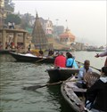 Image for Amazing Scenery Of The River Ganges - Varanasi, Uttar Pradesh, India