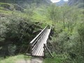 Image for Coire nan Lochan Path Footbridge - Glen Coe, Highland.