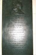 Image for Samuel Longhorn Clemens, Forest Park ~ St. Louis, MO