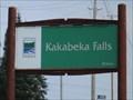 Image for Kakabeka Falls Provincial Park - Kakabeka Falls ON