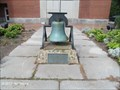 Image for Bell - Fire Memorial - Norwood Public Safety Building - Norwood, MA