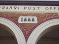 Image for 1888 -  Post Office, Narrabri, NSW