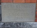 Image for The Former St Catharines General Hospital 1910 Date Marker