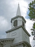 Image for Church Spire - First Universalist Church - Yarmouth, ME
