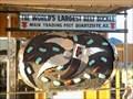 Image for Largest Belt Buckle - Quartzsite, AZ