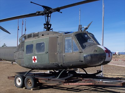 """Bell UH-1 """"Huey"""" - Fremont County, CO - Static Aircraft ..."""