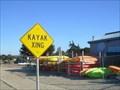Image for Kayak Crossing - Monterey, California