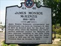 Image for James Monroe McKenzie