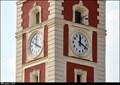Image for The Old Town Hall' Clocks / Hodiny na Staré radnici - Slaný (Central Bohemia)