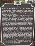 Image for Major General C. C. Washburn - La Crosse, WI