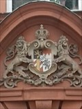 Image for Altes Bayerisches Wappen - Hof/BY/Germany