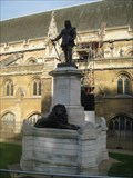 Image for Oliver Cromwell - Westminster Palace- London
