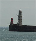 Image for Dover Admiralty Pier Lighthouse -- Dover Harbour, Kent, UK