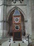Image for Horloge astronomique de la Cathédrale - Bourges, France