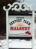 Image for Maloney Century Farm - Douro-Dummer Township, Ontario