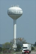 Image for Striped Water Tower  -  Plover, Wisconsin