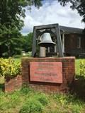 Image for Winston Memorial Presbyterian Church Bell - Valley Head, AL
