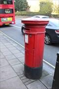 Image for Victorian Post Box - Kensington Road, London, UK