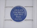Image for Dylan Thomas - Delancey Street, Camden, London, UK