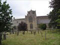 Image for Cartmel Priory Churchyard, Cumbria