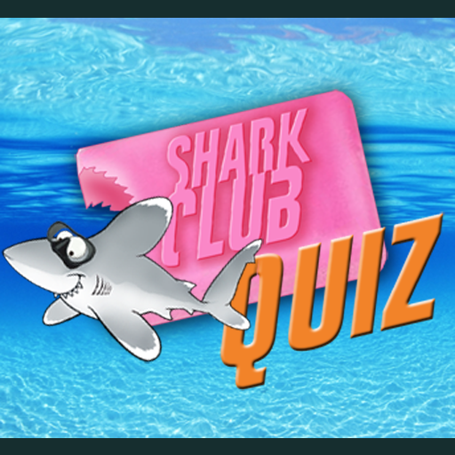 Sharks4Kids Shark Club Quiz Icon