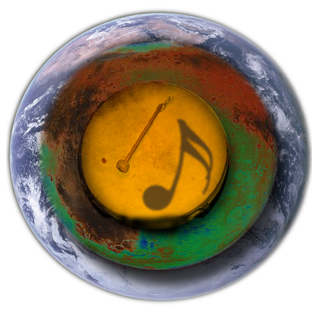 Planet Of My Drums Icon