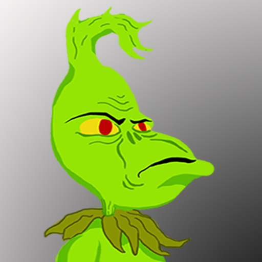 Angry Grinch! Icon