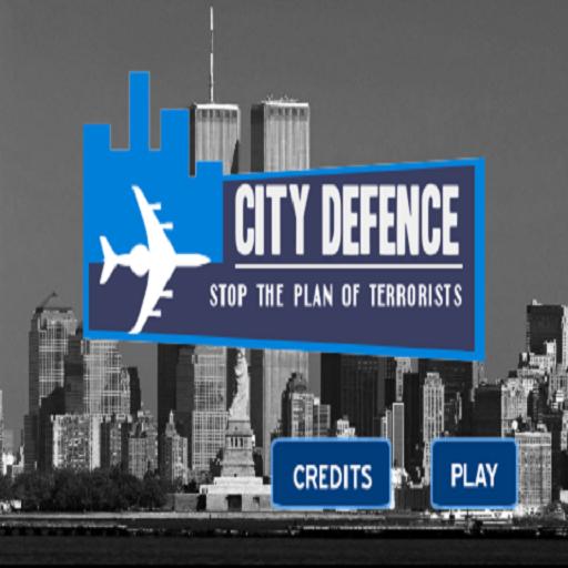 City Defence Icon