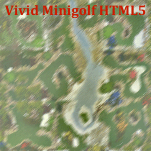 Vivid Minigolf: Html5 Edition Icon