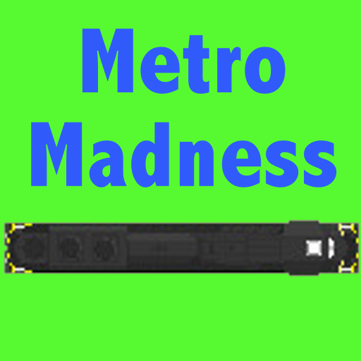 Metro Madness V2 Icon