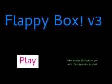 Flappy Box v3