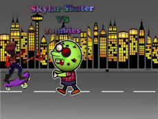Skylars skating adventure