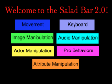 Salad Bar II